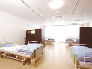 多床室:4人部屋