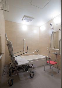 なごみの郷-機械浴